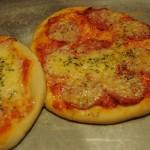 Πίτσα από σπίτι